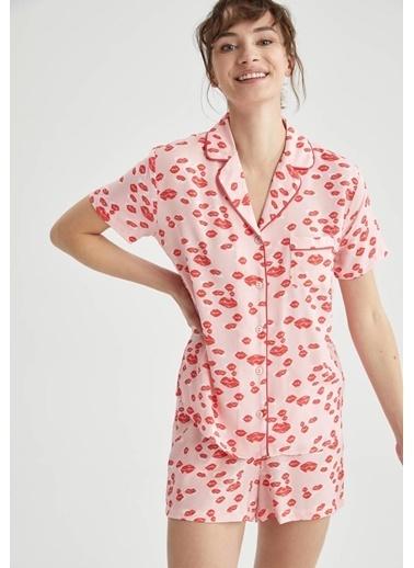 DeFacto Pijama Üst Nefti
